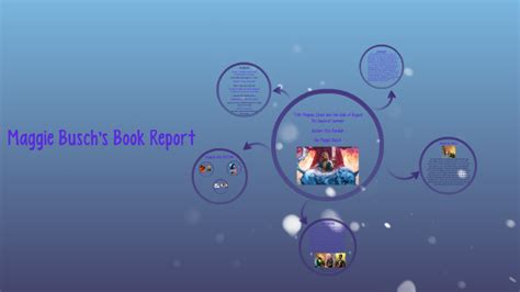 Book Report by Maggie Busch on Magnus Chase and the Gods