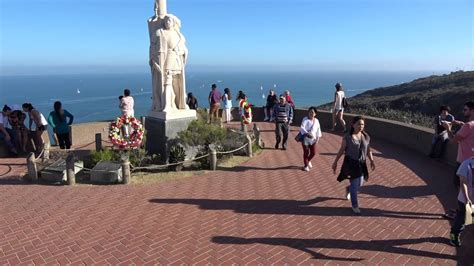 Cabrillo National Monument and Old Point Loma Lighthouse