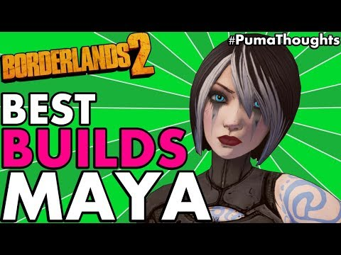 Borderlands 2 Skill Tree Builder Now Available