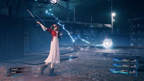 Checking Out Aerith's Moveset, Summons, And a New Story