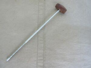 WWI WK1 Ari 08 Holster Plaster Stock Cleaning Rod