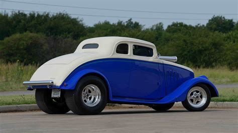 1936 Willys 5-Window Coupe | S21