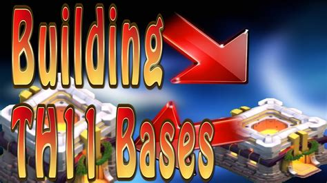 How to Build TH11 Bases with Expert Builder Murtaugh from