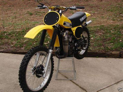 Your Collection: 1977 YZ250 - Racer X Online