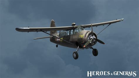 New American Recon Plane 'Curtiss O-52 Owl' - Heroes