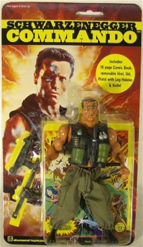 """Action Toys and Collectables: """"OUT OF STOCK"""" Commando"""