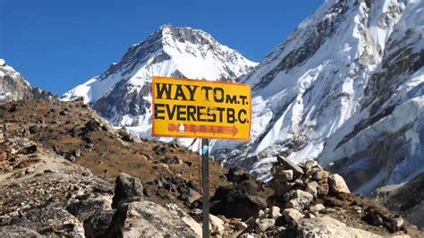 Exploring Everest - The 1996 Disaster - YouTube