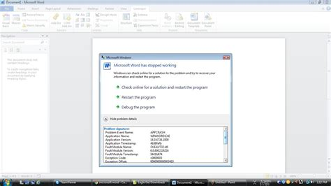 microsoft word - Cannot scan using TWAIN driver from Ricoh