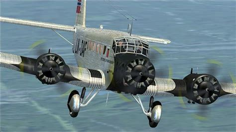 Off The Beaten Track: Junkers Ju 52 (by Oliver Fischer)