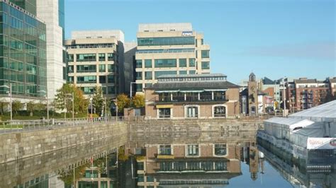 White-water rafting course proposed for George's Dock in