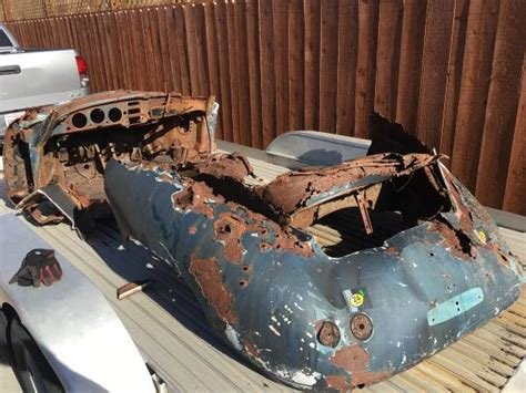 Napa 'Porsche' may be the priciest Craigslist rust pile ever