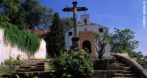 Granada Main Sights - Sacromonte gypsy caves, The City of