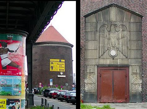 Traces of Evil: Remaining Nazi Sites in Bremen and Hamburg