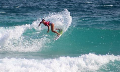 Incredible Day of Surfing Opens WSL Barbados Surf Pro