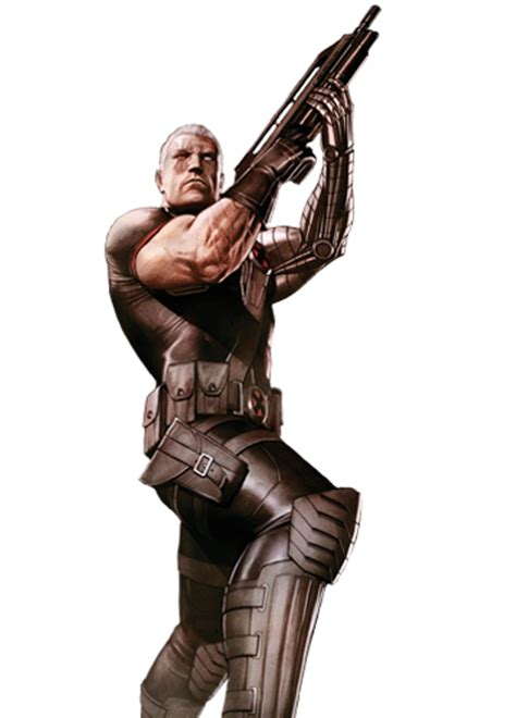 Marvel XP: Dossiers/Cable | Marvel: Avengers Alliance Wiki