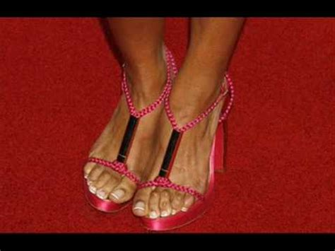 Does Keri Hilson Have Ugly Feet ? - YouTube