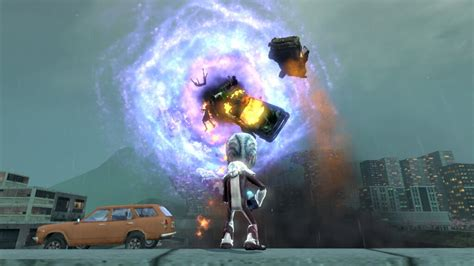 All Destroy All Humans! Path of the Furon Screenshots for