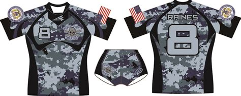 Kings Point Rugby - Custom Rugby Jerseys