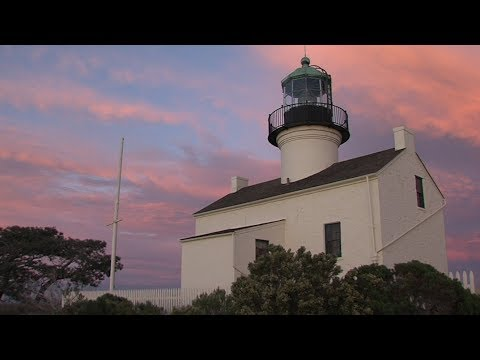 Point Loma (Old) Lighthouse, California at