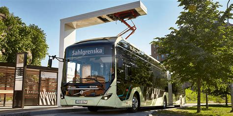 Volvo introduces electric bus for 150 passengers
