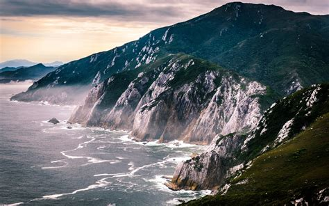 The national park on the edge of the world