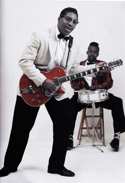 Bo Diddley - Diddley Daddy, I'm a Man, What Do You Know