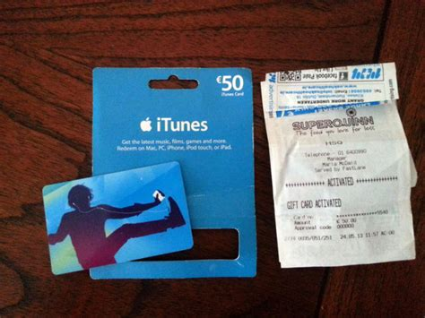 Itunes Gift Card For Sale 50 Euros Value For Sale in