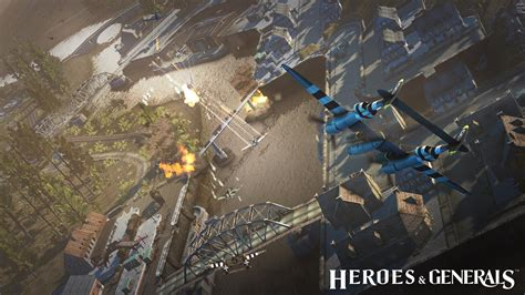 You have the flight controls, sir! - Heroes & Generals