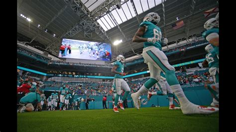 Dolphins CEO Says Hard Rock Stadium Renovations Aren't