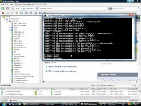 VNC Server and VNC Client   VMware Labs