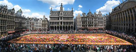 Brussels Flower Carpet - 2002, 2004, 2006 and 2008