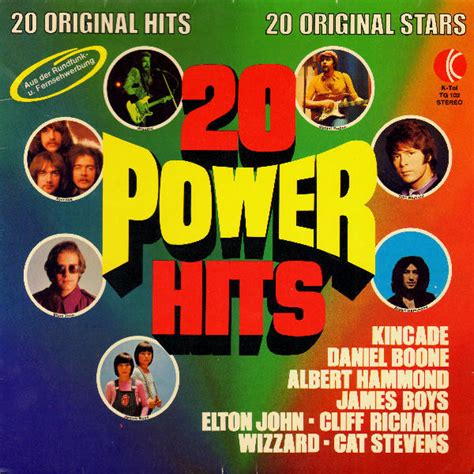 20 Power Hits   Releases, Reviews, Credits   Discogs