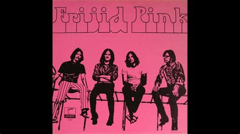 Frijid Pink - End of the Line - YouTube