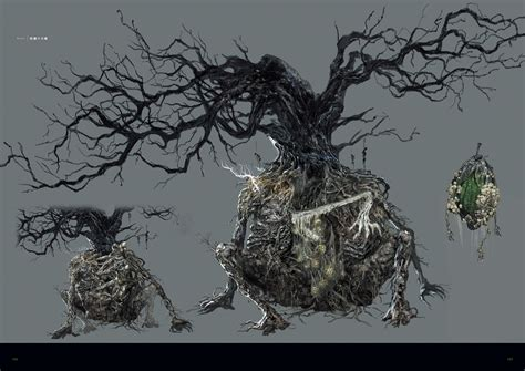 Curse-Rotted Greatwood | Dark Souls 3 Wiki