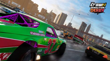 The Crew 2 launches Demolition Derby - Gamersyde