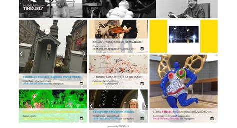 Signage Social-Wall zur Museumsnacht in Basel » FlypSite