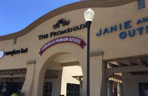 Camarillo Outlet Mall Discount Stores Coupons Deals