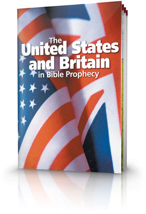 The United States and Britain in Bible Prophecy | United