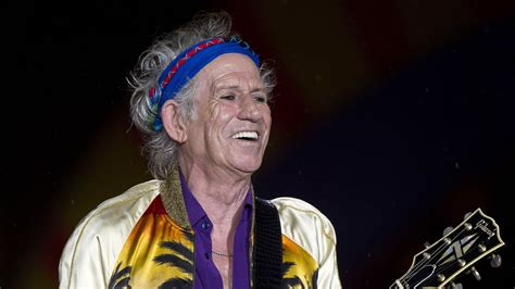On his 75th birthday, a look at Keith Richards' outlandish