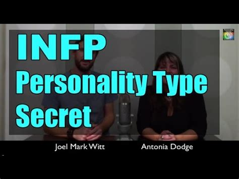 INFP Personality Type Secret | PersonalityHacker