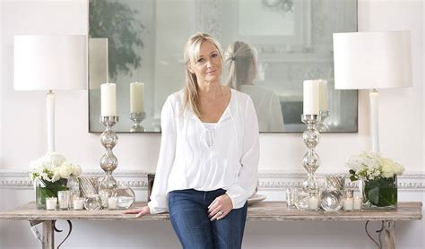 My design London: founder of The White Company, Chrissie