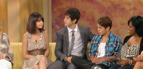 Video: Cast of 'Wizards of Waverly Place' on 'The View'