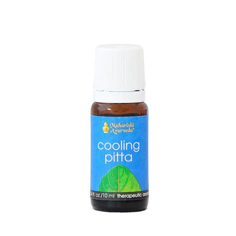 Cooling Pitta Aroma Oil - Your Ayurveda Consultant